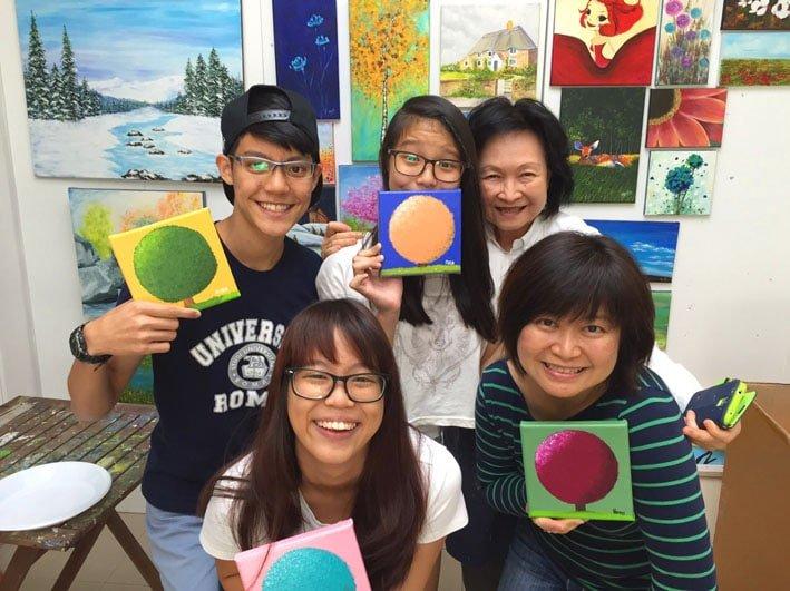 Art Jamming Singapore - Heartroom Gllaery